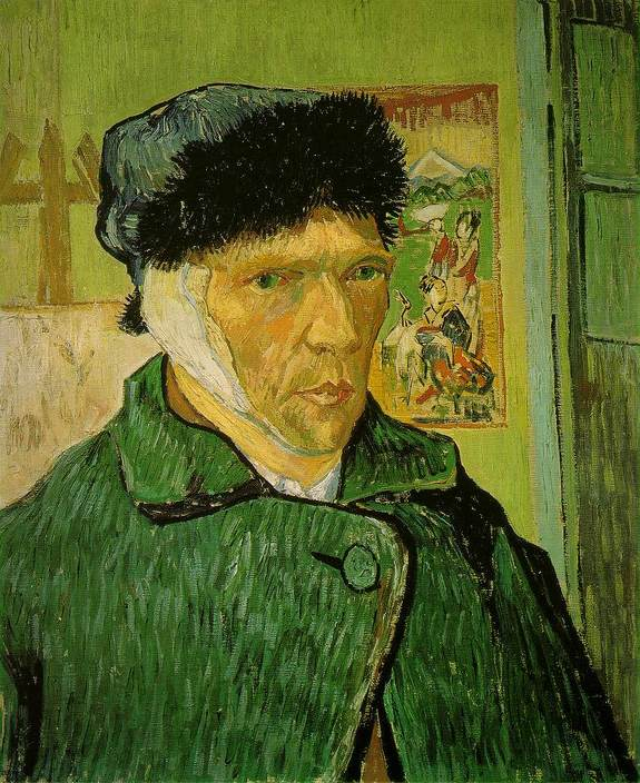 Van Gogh, Insanely Genius